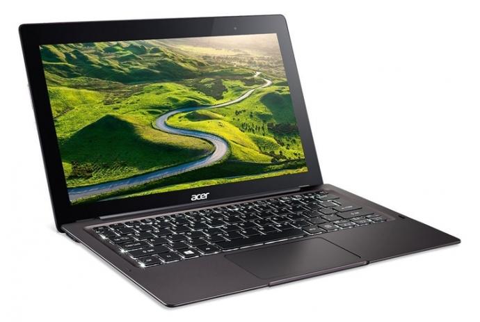 Acer представила планшет-трансформер Aspire Switch 12 S (4 фото) (1)