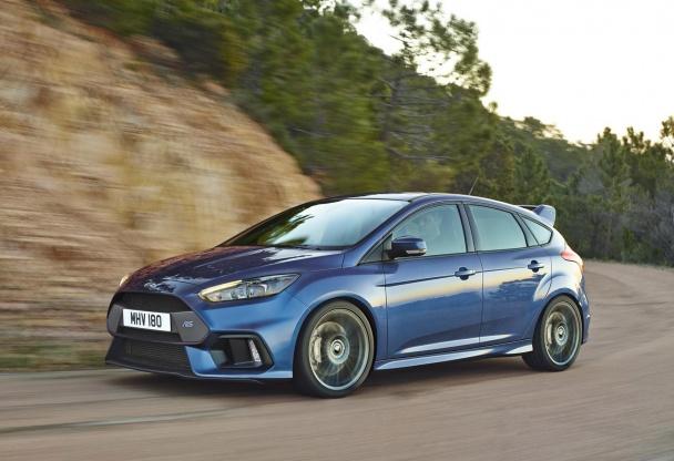 Ford розпочав серійне виробництво нового Focus RS