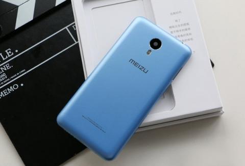 Meizu представить смартфон Blue Charm Metal в алюмінієвому корпусі (1)