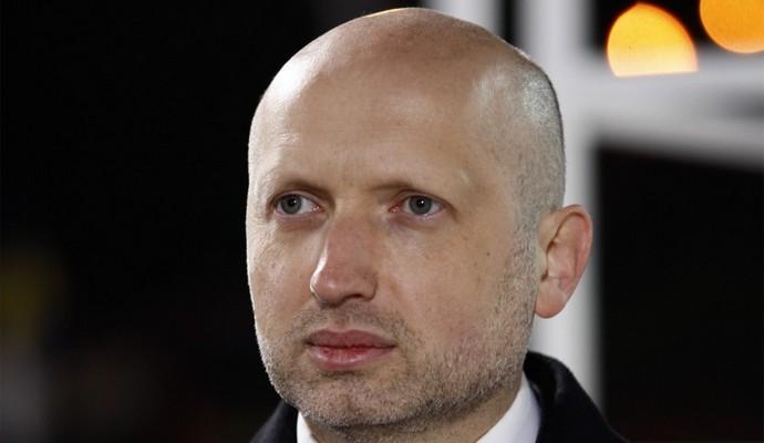 Турчинов предложил РФ убраться с Донбасса и из Крыма