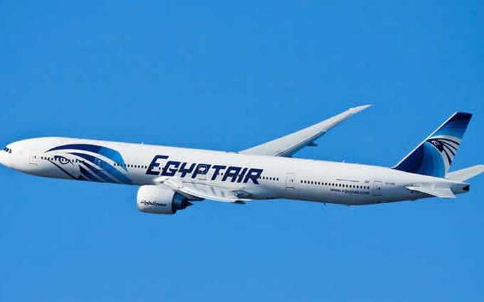 Сліди катастрофи єгипетського літака помітив супутник: з'явилося фото