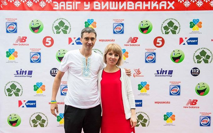 На Русанівській набережній стартують безкоштовні бігові тренування під керівництвом Олександра Кузіна