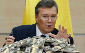 У Януковича могут забрать средства и без специального закона