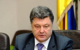 Порошенко сделал заявление насчет блокады Донбасса