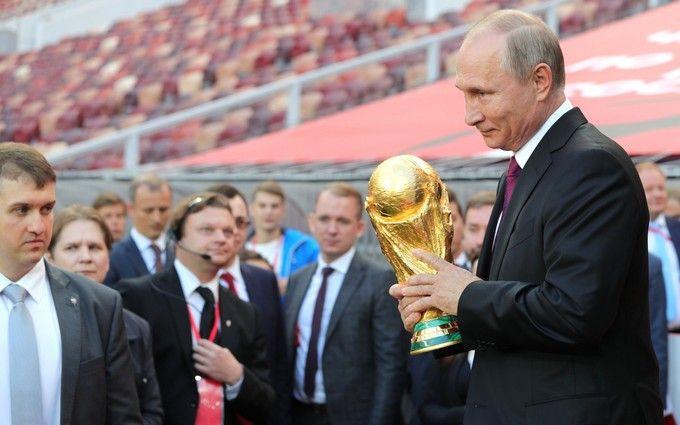 Вылет сборной России с ЧМ-2018: появилась реакция Путина