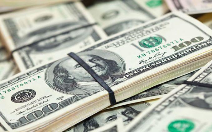 Курси валют в Україні на понеділок, 18 грудня