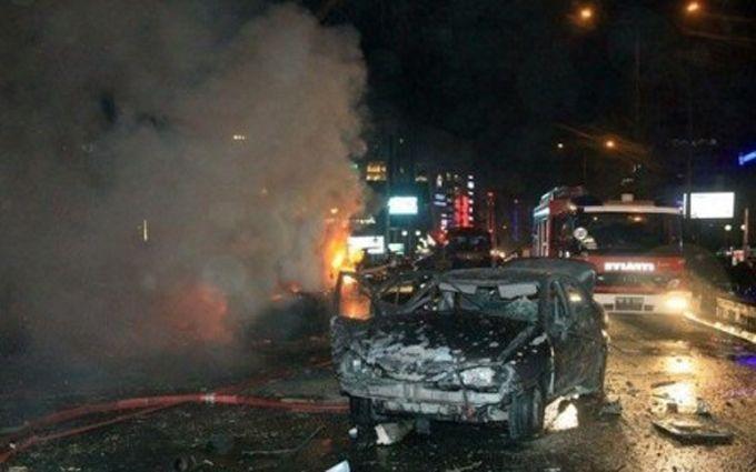У столиці Туреччини підірвали себе двоє смертників