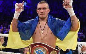 Украинский чемпион Усик резко высказался об изменении гражданства