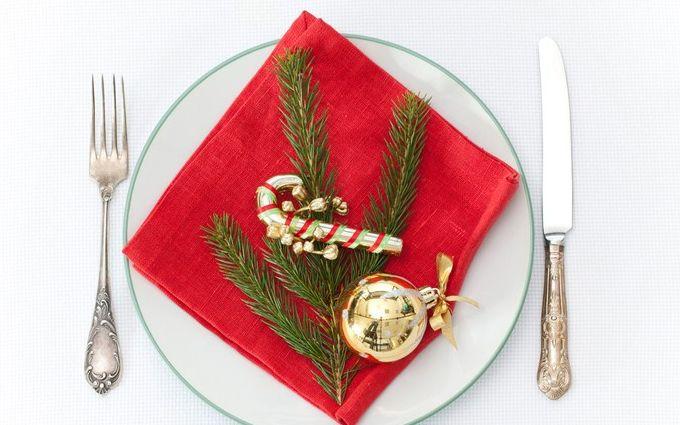 Скоро Новый год: как красиво сервировать праздничный стол