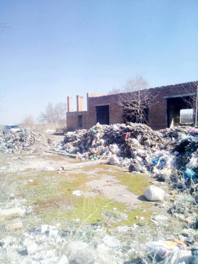 Львовский мусор привезли на Киевщину, в сети волнуются: опубликованы фото (7)