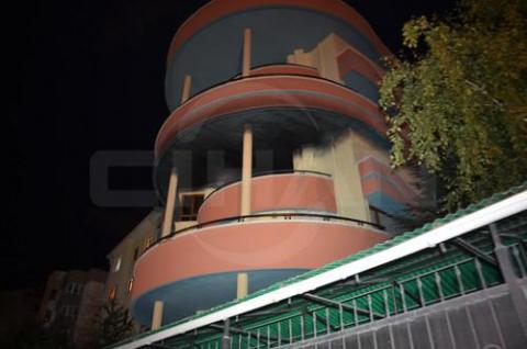 У Туреччині в посольстві України сталася пожежа
