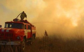 Пожары в Чернобыльской зоне: КГГА объяснила, когда погасят