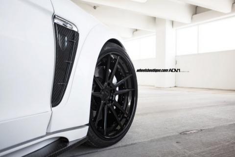 Porsche Panamera від Mansory на дисках ADV.1 Wheels (12 фото) (9)