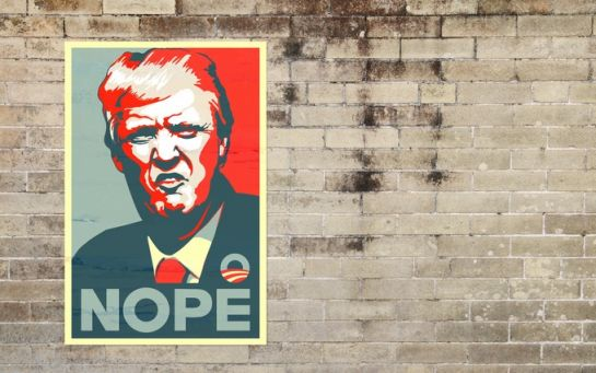 Брехлива система отруює життя людей - Бенскі присвятив видовищну картину протестам в США