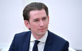 Необхідні санкції: Курц виступив з важливою заявою