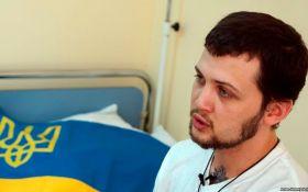 Колишній путінський в'язень Афанасьєв відповів на образи від Савченко