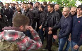 Арестованный за участие в столкновениях 9 мая в Днепре вышел на свободу под залог