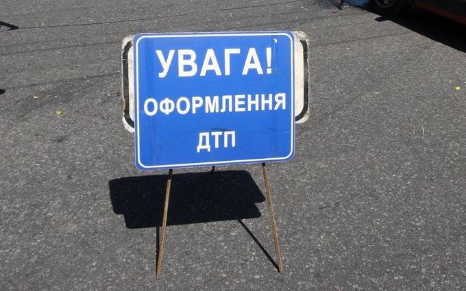 Під Києвом сталася масштабна ДТП: з'явилися фото