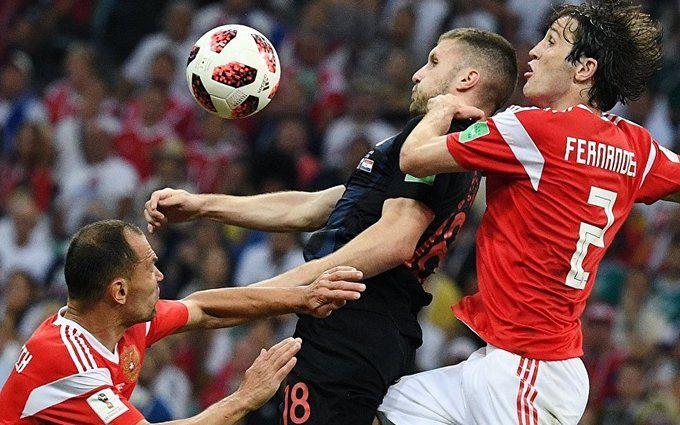 Игроки сборной Хорватии посвятили победу над Россией на ЧМ-2018 Украине: опубликовано эмоциональное видео