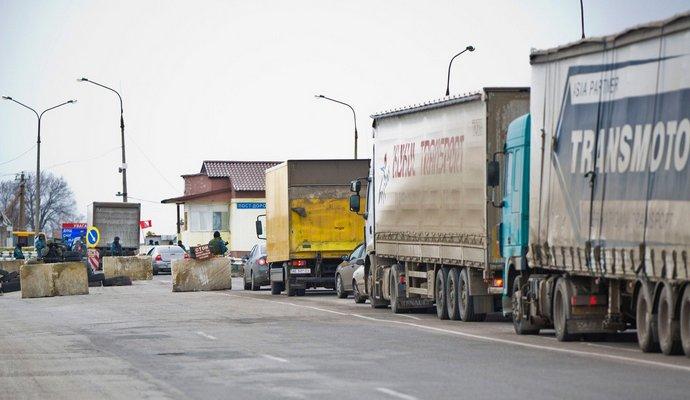 Запрет на поставки в Крым вступит в силу 17 января