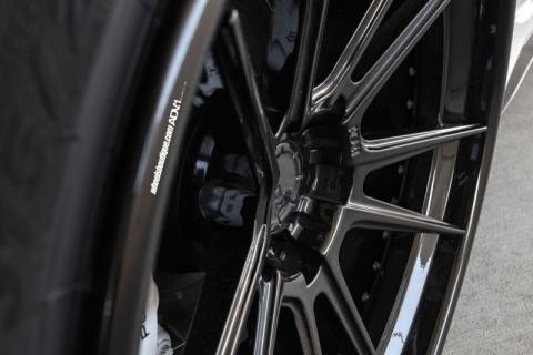 Porsche Panamera від Mansory на дисках ADV.1 Wheels (12 фото) (10)