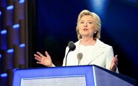Гілларі Клінтон прокоментувала скандал з Монікою Левінскі