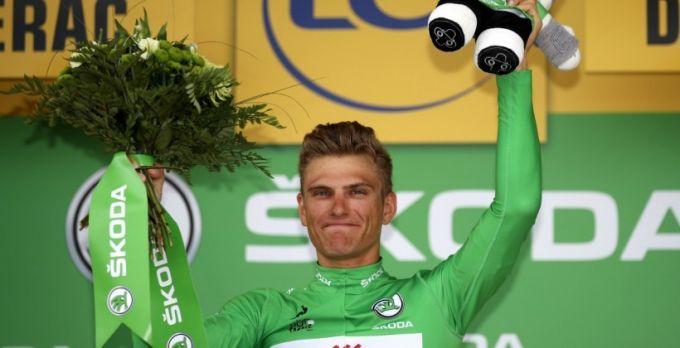 Железные ноги велогонщика после 16 этапов Тур деФранс