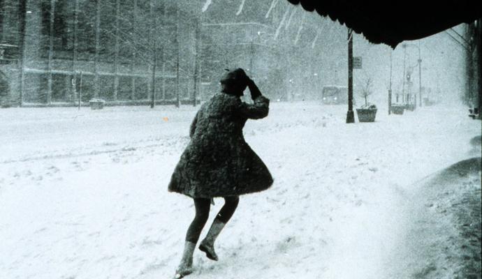С завтрашнего дня в Украине ожидаются сильные снегопады и метели
