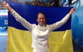 """Українка завоювала """"золото"""" на юнацькій Олімпіаді"""