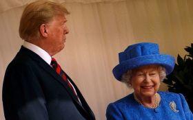 Личный протест: в брошках Елизаветы II во время встречи с Трампом заметили тайное послание