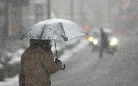 Столкнутся два циклона: в Украине ожидаются сильные метели