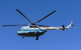 В России разбился пассажирский вертолет, много погибших: появились первые видео с места аварии