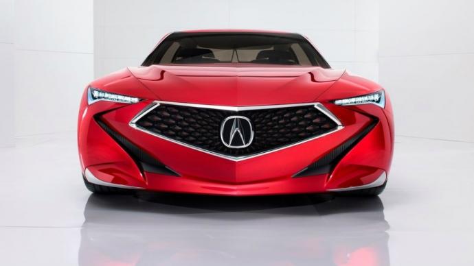 Acura представила 5,2-метровий хетчбек Precision (4 фото) (2)