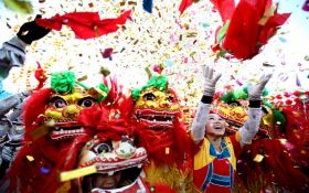 Наступил Китайский Новый год: легенды и история праздника