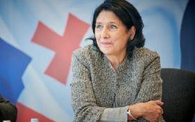 Новою президенткою Грузії стала Саломе Зурабішвілі