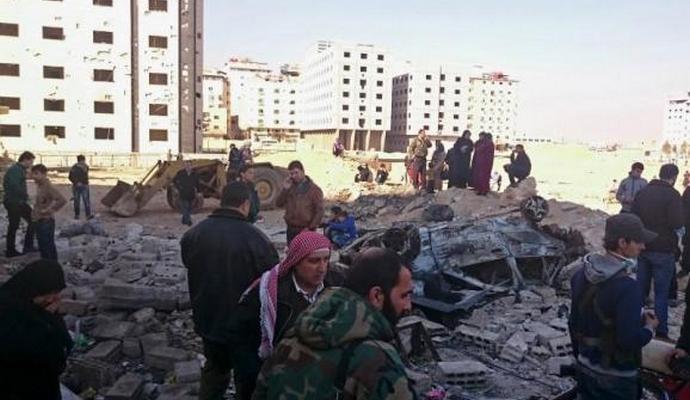 Количество жертв теракта в Дамаске уже больше 60