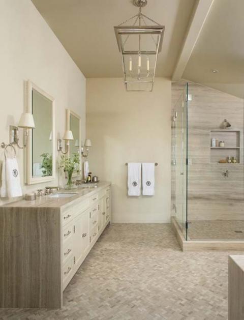 Родительская ванная комната