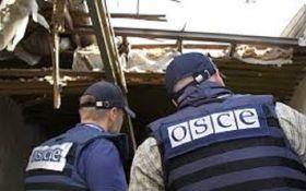 Місія ОБСЄ виявила танки бойовиків на Донбасі
