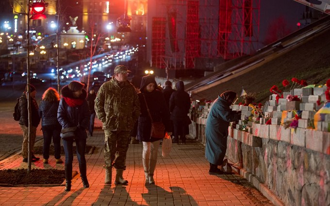Российские СМИ поймали на фейковой информации о Майдане