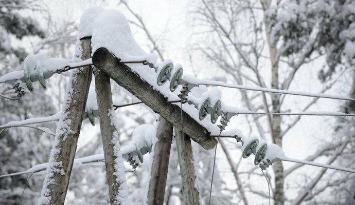В Одеській області знеструмлено 55 населених пунктів