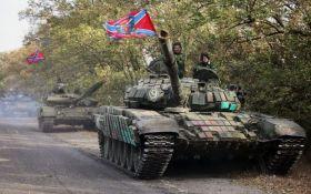 Бойовики екстрено виводять з укріплень танки і бронетехніку: що відбувається на Донбасі
