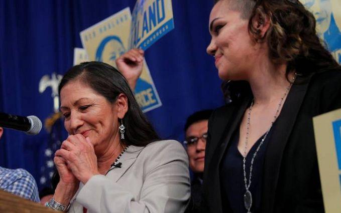 Це сенсація: на виборах у Конгрес США жінки отримали рекордну кількість місць в палаті представників