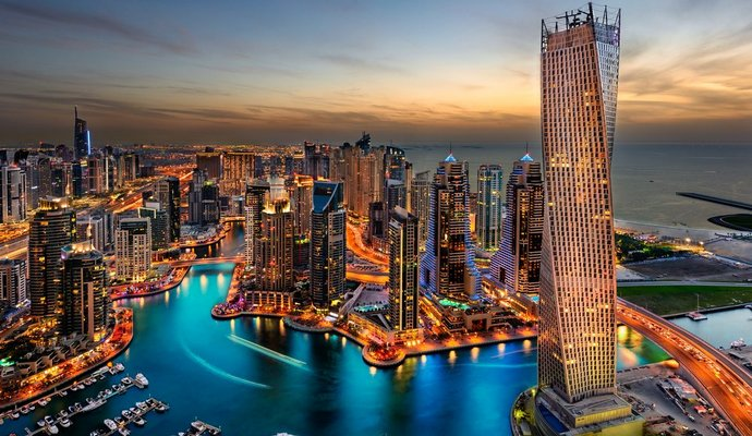 В Эмиратах появится новый туристический комплекс