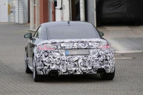 Audi TT-RS Coupe проходить тести у власному кузові (18 фото) (9)