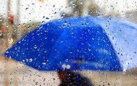 В ряде регионов Украины пройдут дожди: появился список областей