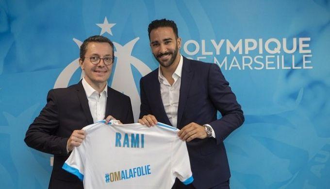 Футболист сборной Франции Адиль Рами перешел из«Севильи» в«Марсель»