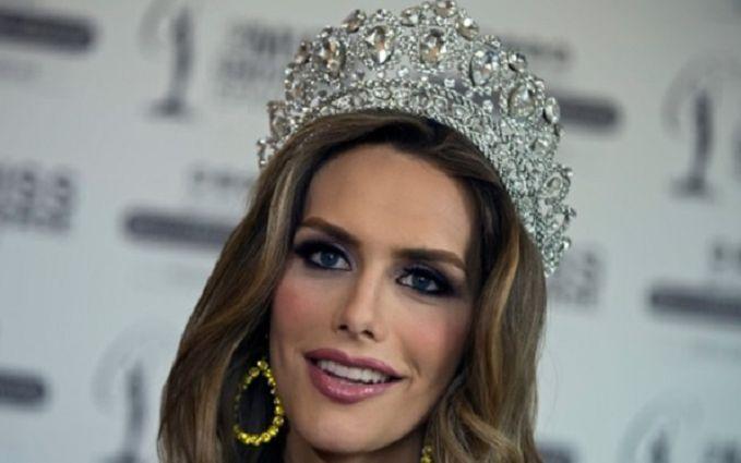 """В конкурсе """"Мисс Вселенная"""" впервые примет участие трансгендер"""