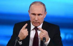 Путін-восьминіг: мережа обговорює нову карикатуру на президента РФ