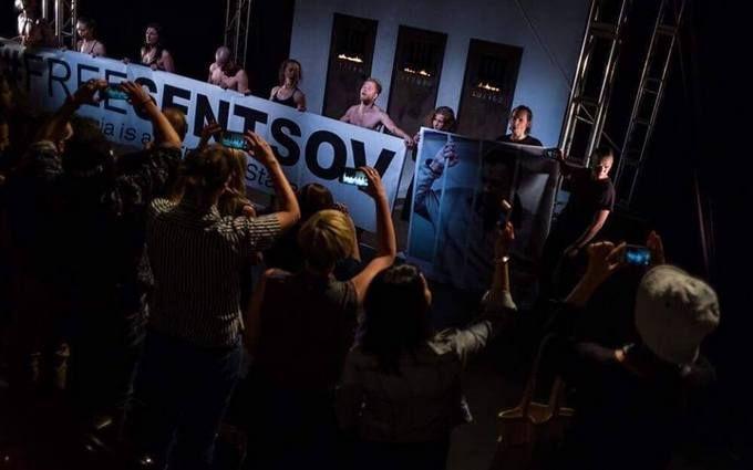 Свободу політв'язням: в Києві вперше покажуть нашумілий спектакль Burning Doors
