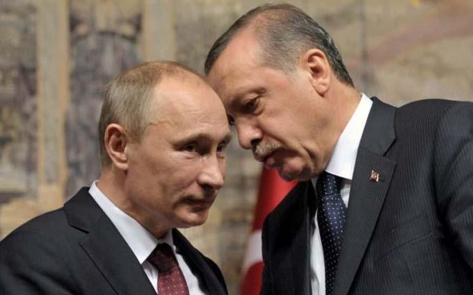 """Турецько-російське потепління: Путіну зробили новий """"подарунок"""""""